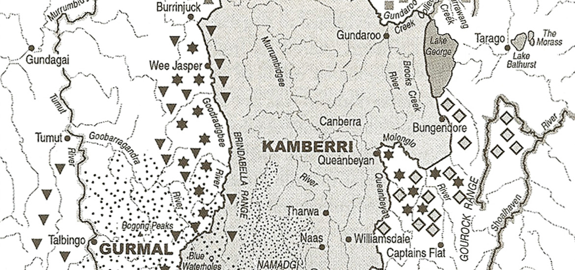 Kamberri Country